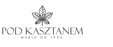 """Dom Towarowy """"Pod Kasztanem"""" – Bytom logo"""