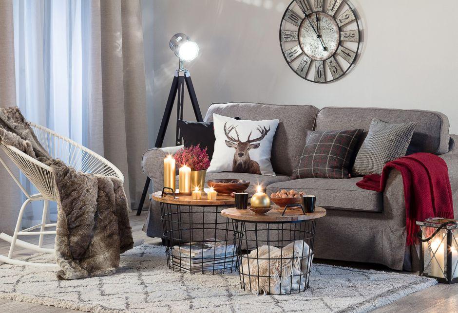 pokrowiec na sofę do klasycznych wnętrz
