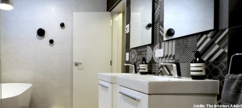wzory płytek łazienkowych