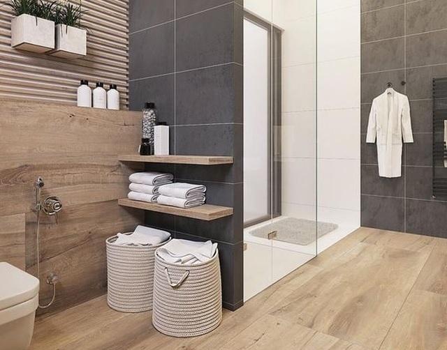 płytki łazienkowe wzory