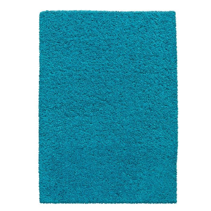 turkusowy dywanik łazienkowy