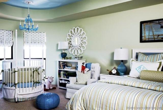 jeden pokój dla rodziców i dziecka