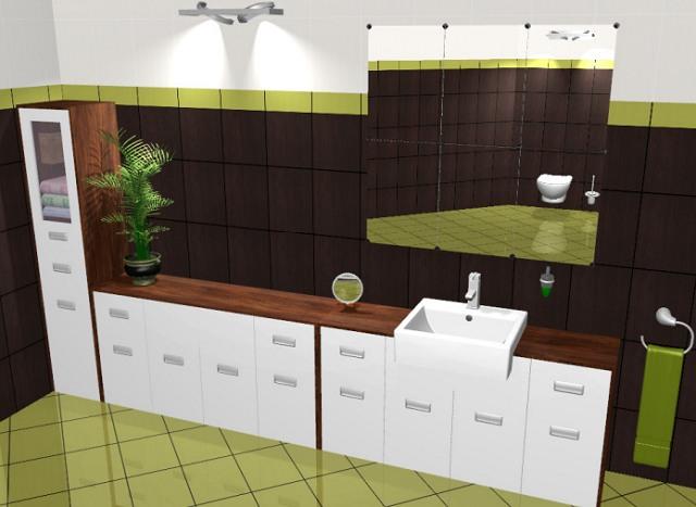 program do wizualizacji łazienki