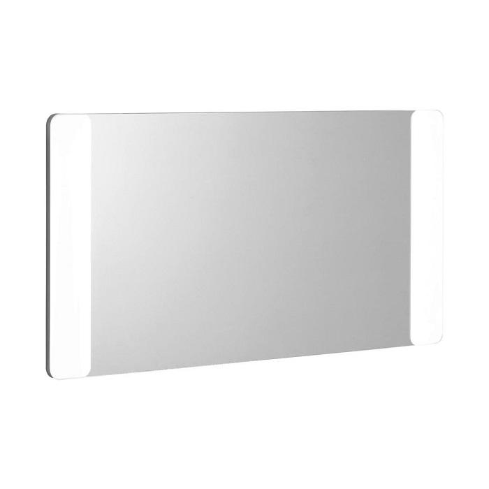 lustro łazienkowe z wbudowanym oświetleniem