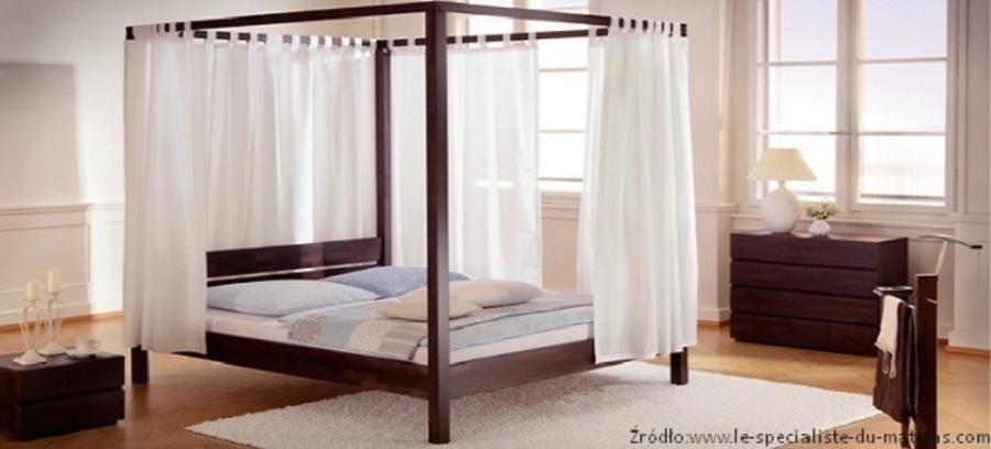 pomysł na ścianę za łóżkiem