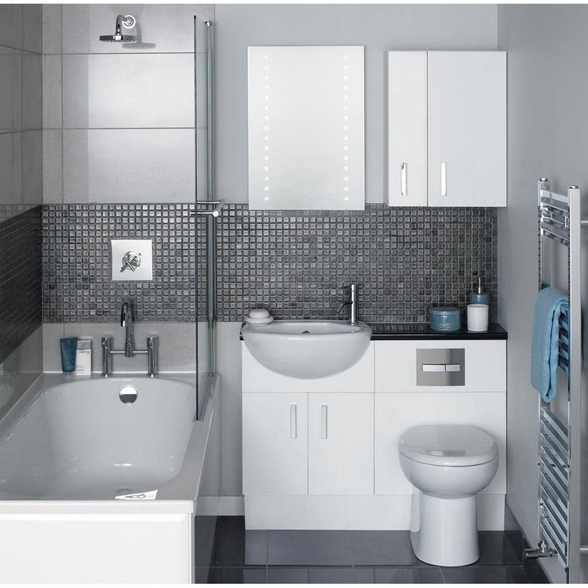 Mała łazienka Która Zachwyci Nawet Najbardziej Wymagających