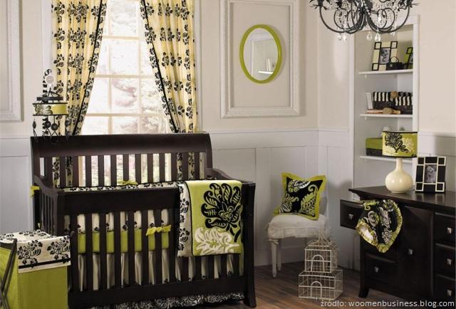 pokój rodziców i dziecka